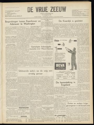 de Vrije Zeeuw 1954-10-29