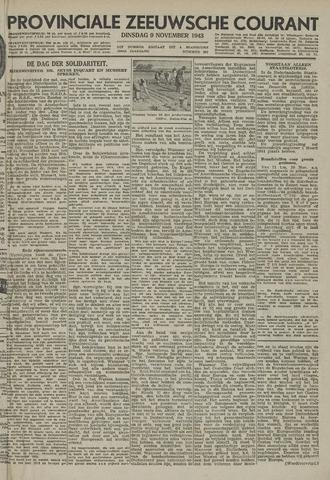 Provinciale Zeeuwse Courant 1943-11-09