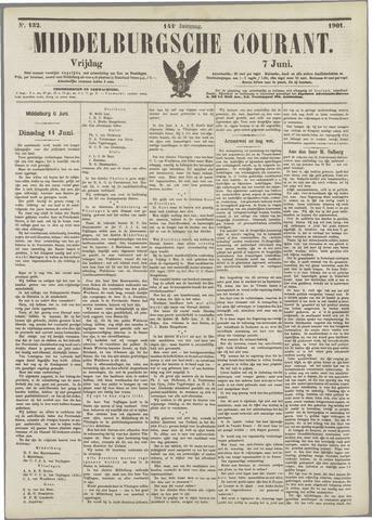 Middelburgsche Courant 1901-06-07