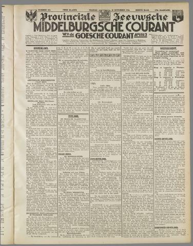 Middelburgsche Courant 1936-11-20