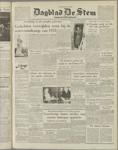 de Stem 1955-02-02