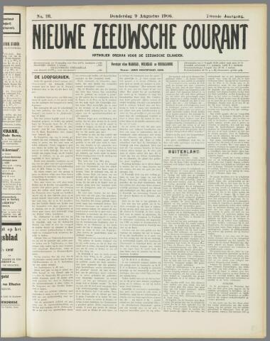 Nieuwe Zeeuwsche Courant 1906-08-09