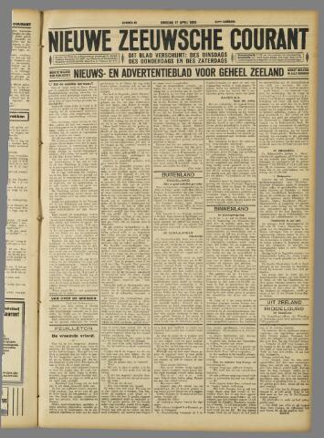 Nieuwe Zeeuwsche Courant 1928-04-17