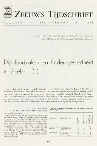 Zeeuws Tijdschrift 1968-09-01