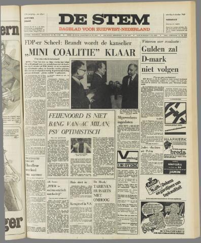 de Stem 1969-10-04