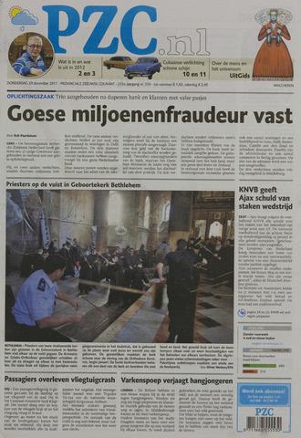 Provinciale Zeeuwse Courant 2011-12-29