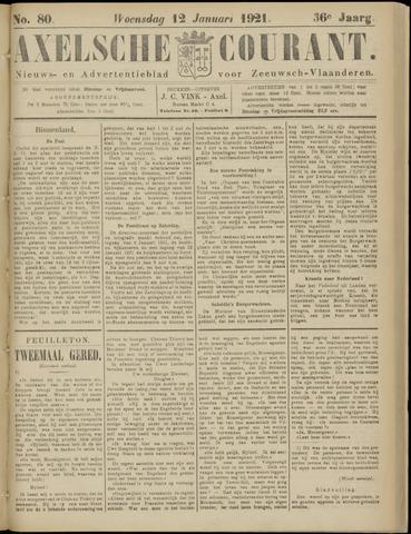 Axelsche Courant 1921-01-12
