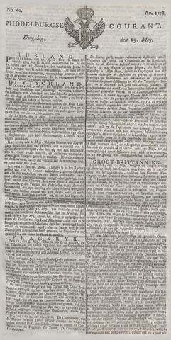 Middelburgsche Courant 1778-05-19