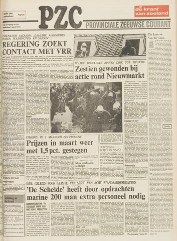 Provinciale Zeeuwse Courant 1975-04-09