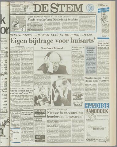 de Stem 1985-10-18