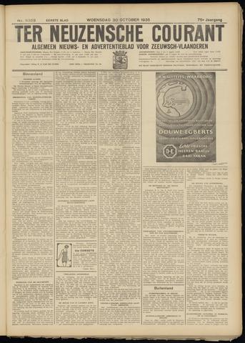 Ter Neuzensche Courant. Algemeen Nieuws- en Advertentieblad voor Zeeuwsch-Vlaanderen / Neuzensche Courant ... (idem) / (Algemeen) nieuws en advertentieblad voor Zeeuwsch-Vlaanderen 1935-10-30