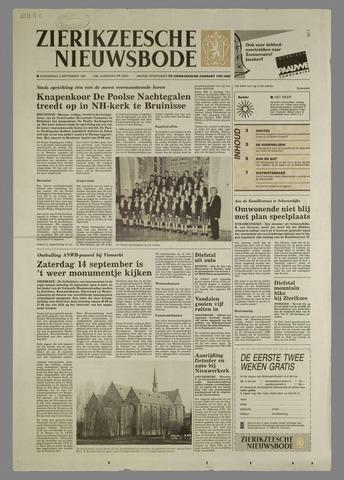 Zierikzeesche Nieuwsbode 1991-09-05