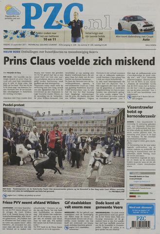 Provinciale Zeeuwse Courant 2011-09-23