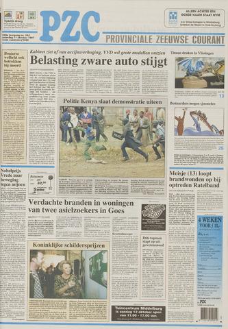Provinciale Zeeuwse Courant 1997-10-11