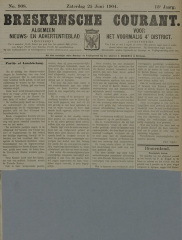 Breskensche Courant 1904-06-25