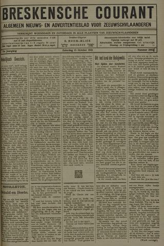 Breskensche Courant 1921-10-15