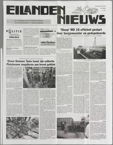 Eilanden-nieuws. Christelijk streekblad op gereformeerde grondslag 2007-02-06
