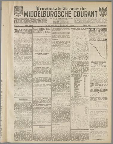 Middelburgsche Courant 1932-01-06