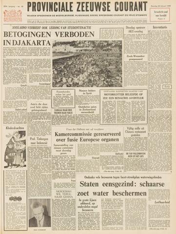 Provinciale Zeeuwse Courant 1966-02-26
