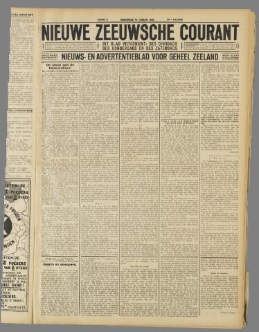 Nieuwe Zeeuwsche Courant 1934-01-18