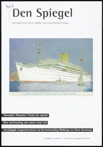 Den Spiegel 2014-04-01