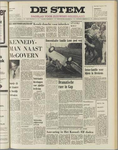 de Stem 1972-08-07