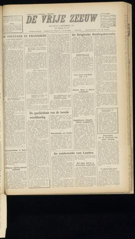 de Vrije Zeeuw 1947-12-08