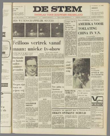 de Stem 1971-08-03