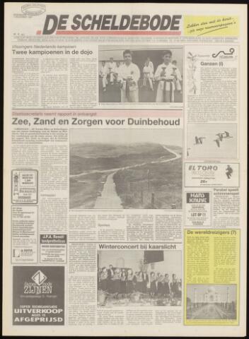 Scheldebode 1991-12-04
