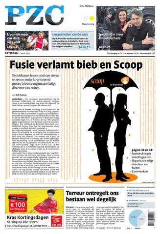 Provinciale Zeeuwse Courant 2015-01-17