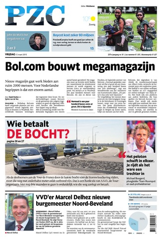 Provinciale Zeeuwse Courant 2015-03-13