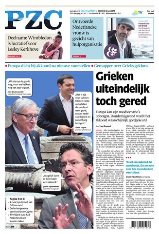 Provinciale Zeeuwse Courant 2015-06-23