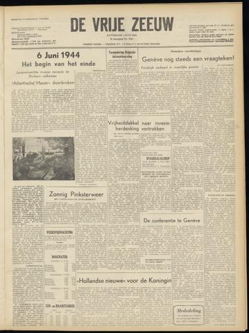 de Vrije Zeeuw 1954-06-05