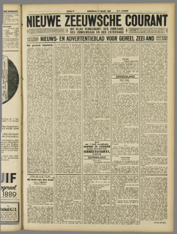 Nieuwe Zeeuwsche Courant 1930-03-27