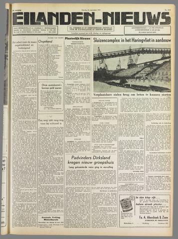 Eilanden-nieuws. Christelijk streekblad op gereformeerde grondslag 1959-09-22