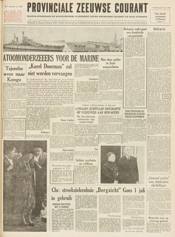 Provinciale Zeeuwse Courant 1964-06-25