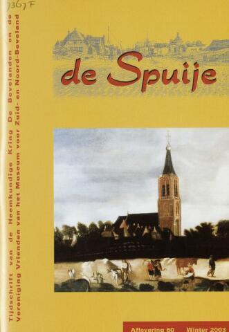 De Spuije 2003-10-01