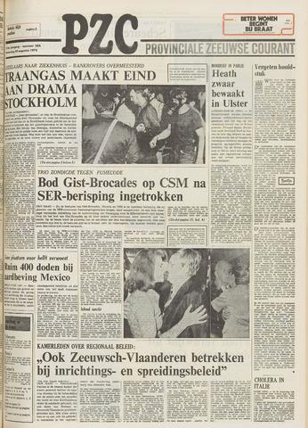 Provinciale Zeeuwse Courant 1973-08-29