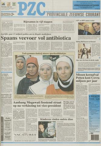 Provinciale Zeeuwse Courant 1999-10-22