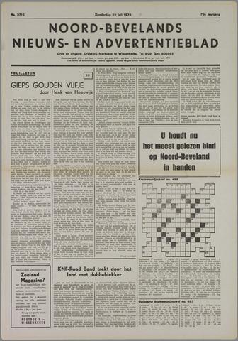 Noord-Bevelands Nieuws- en advertentieblad 1976-07-29