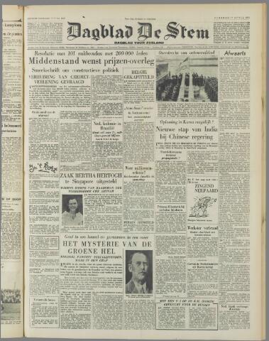 de Stem 1951-04-17
