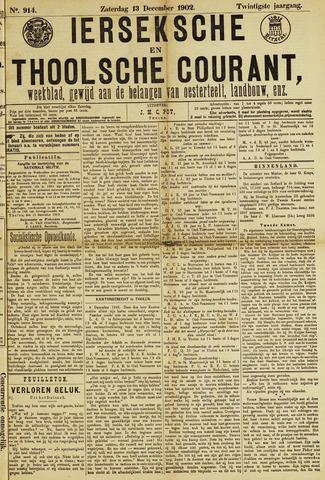 Ierseksche en Thoolsche Courant 1902-12-13