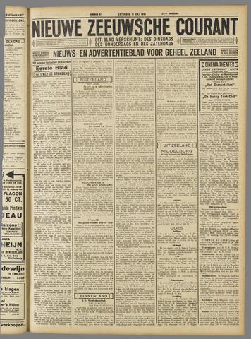 Nieuwe Zeeuwsche Courant 1931-07-11