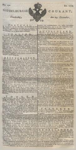 Middelburgsche Courant 1776-12-19