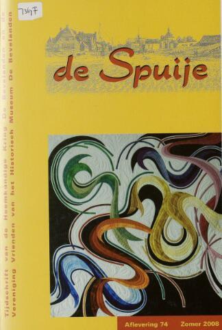 De Spuije 2008-07-01