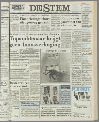 de Stem 1984-08-17