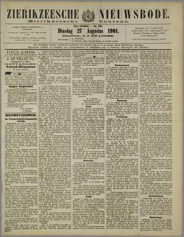 Zierikzeesche Nieuwsbode 1901-08-27
