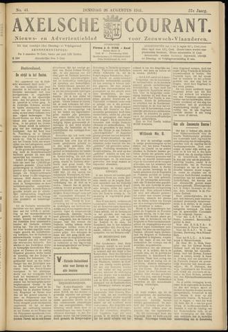 Axelsche Courant 1941-08-26