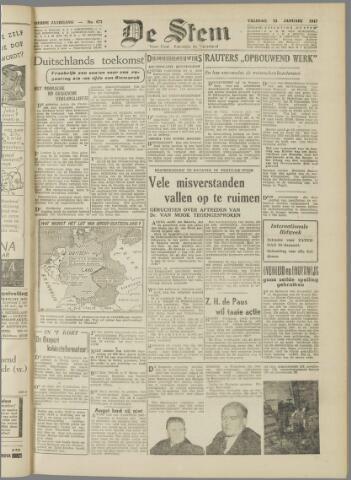 de Stem 1947-01-24