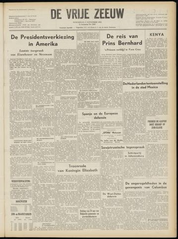 de Vrije Zeeuw 1952-11-05
